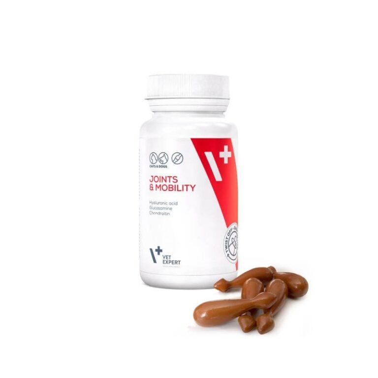 Pet - VetExpert Joints & Mobility 30 Kapseln Twist-Off Diätergänzungsfuttermittel Tierarztbedarf, Veterinärbedarf, Veterinärmedizin, Praxisbedarf, Ergänzungsfuttermittel, Tierarztprodukten, Tierapotheke, Tierpflegeprodukte
