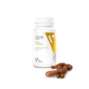 Pet - VetExpert Multivitamin 30 Kapseln TwistOff Diätergänzungsfuttermittel Tierarztbedarf, Veterinärbedarf, Veterinärmedizin, Praxisbedarf, Ergänzungsfuttermittel, Tierarztprodukten, Tierapotheke, Tierpflegeprodukte