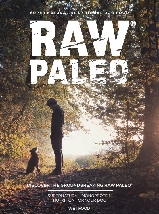 Raw Paleo Hundefutter Nassfutter