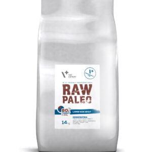 VetExpert Raw Paleo Large Size Adult 16kg Premium getreidefreies Hundefutter, Alleinfuttermittel, Trockenfutter, Nassfutter, Hundebedarf, Hundenahrung, Hundeernährung