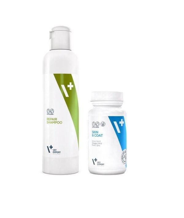 Probierpaket für Haut und Fellgesundheit - Tierbedarf & Tiernahrung im Online-Shop