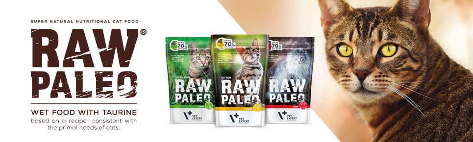 VETEXPERT Tiergesundheit Österreich Katzenfutter Trockenfutter Getreidefrei Monoprotein