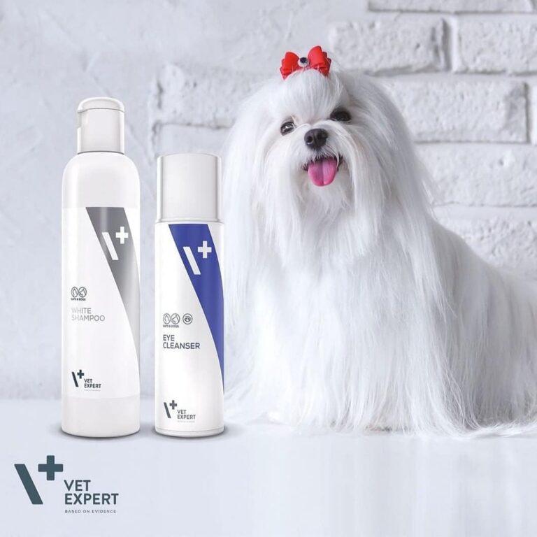 VETEXPERT White Eye Cleanser Shampoo