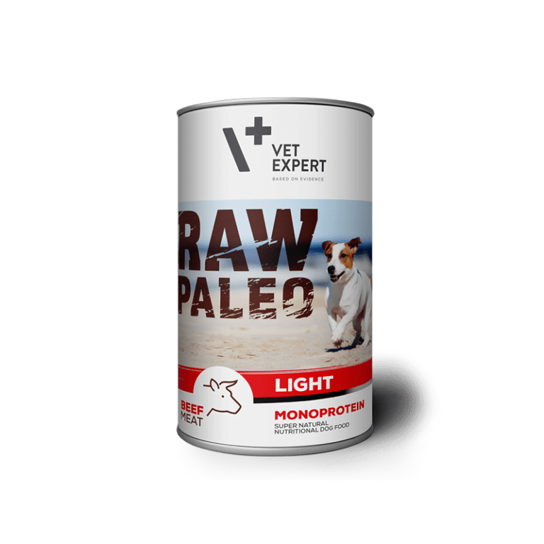 VetExpert Adult Light Rind Nassfutter Premium getreidefreies Hundefutter, Alleinfuttermittel, Trockenfutter, Nassfutter, Hundebedarf, Hundenahrung, Hundeernährung