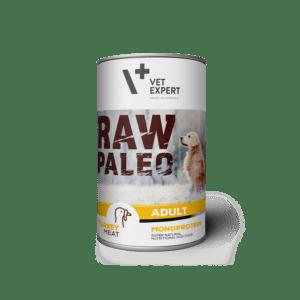 VetExpert Adult Pute Premium getreidefreies Hundefutter, Alleinfuttermittel, Trockenfutter, Nassfutter, Hundebedarf, Hundenahrung, Hundeernährung