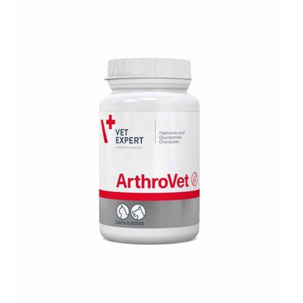 VetExpert ArthroVet HA 60 & 90 Tab Diätergänzungsfuttermittel Tierarztbedarf, Veterinärbedarf, Veterinärmedizin, Praxisbedarf, Ergänzungsfuttermittel, Tierarztprodukten, Tierapotheke, Tierpflegeprodukte