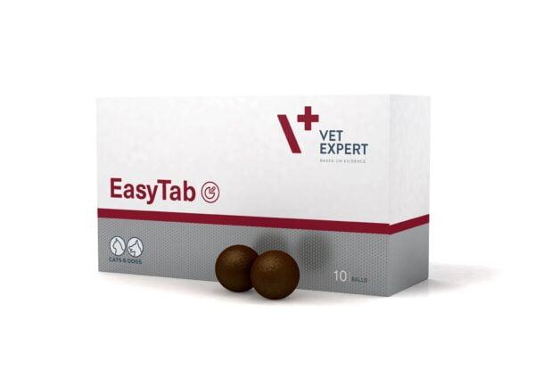 VetExpert EasyTab 10Stk Diätergänzungsfuttermittel Tierarztbedarf, Veterinärbedarf, Veterinärmedizin, Praxisbedarf, Ergänzungsfuttermittel, Tierarztprodukten, Tierapotheke, Tierpflegeprodukte
