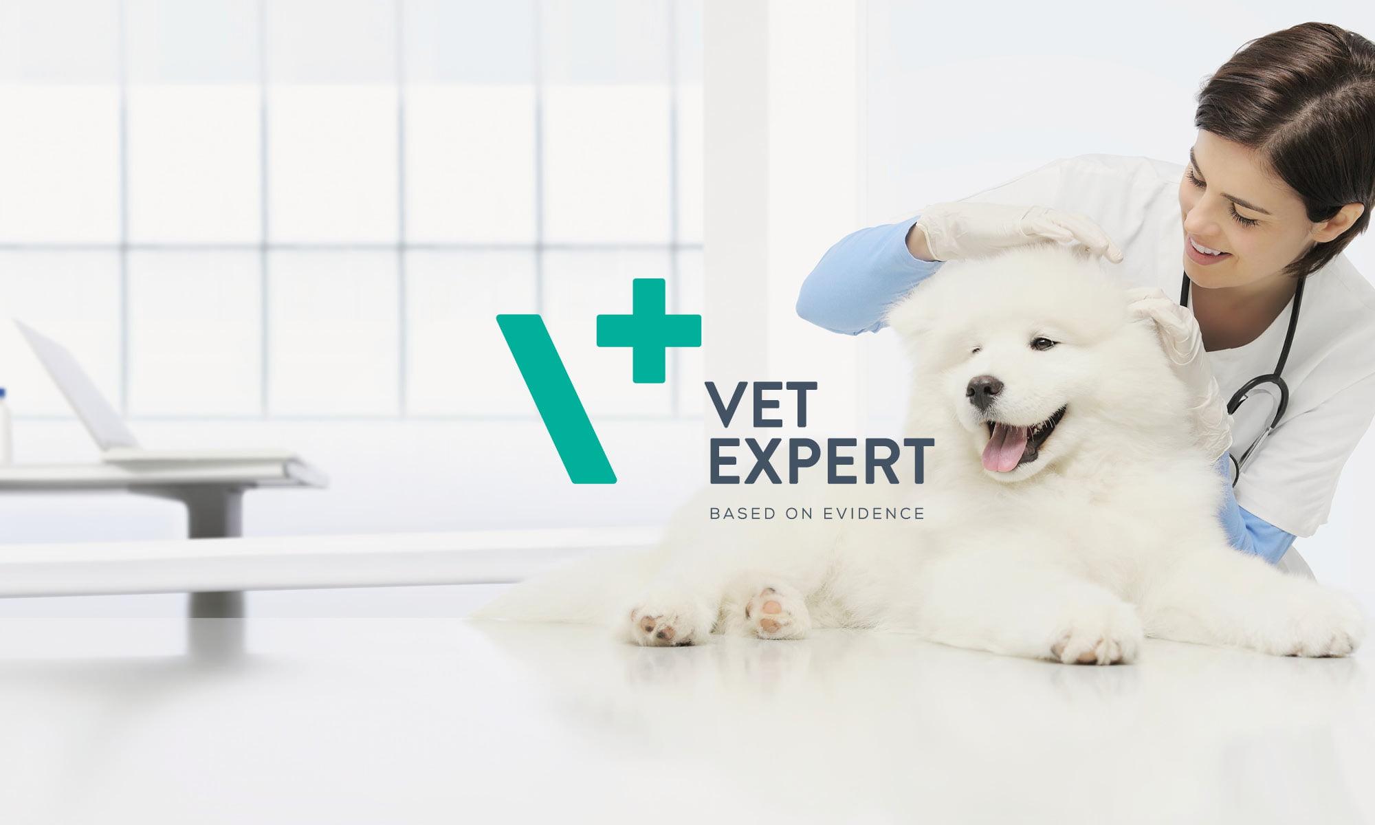 VetExpert Östereich Tierarztprodukten Portofolio Tierbedarf Hundefutter