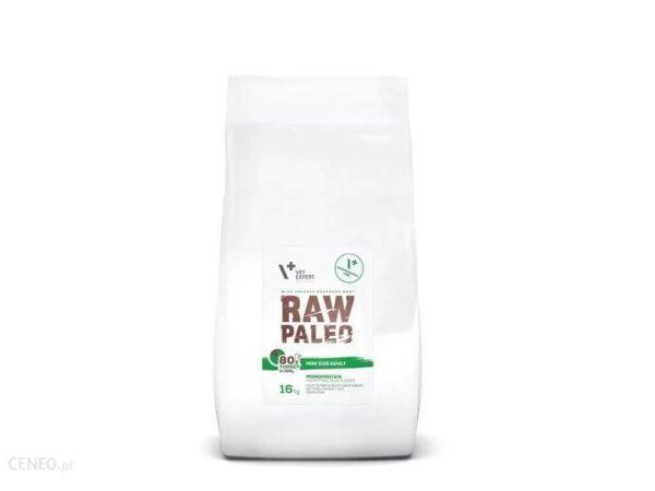 VetExpert Raw Paleo Adult Mini 16kg Premium getreidefreies Hundefutter, Alleinfuttermittel, Trockenfutter, Nassfutter, Hundebedarf, Hundenahrung, Hundeernährung