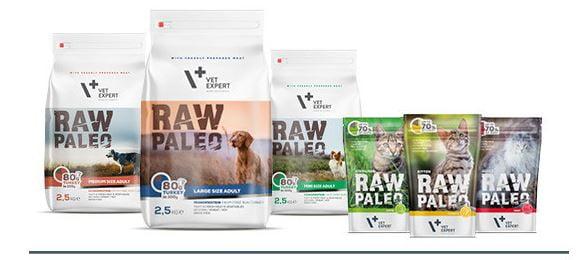 VetExpert - RawPaleo Artgerechte Tierfutter