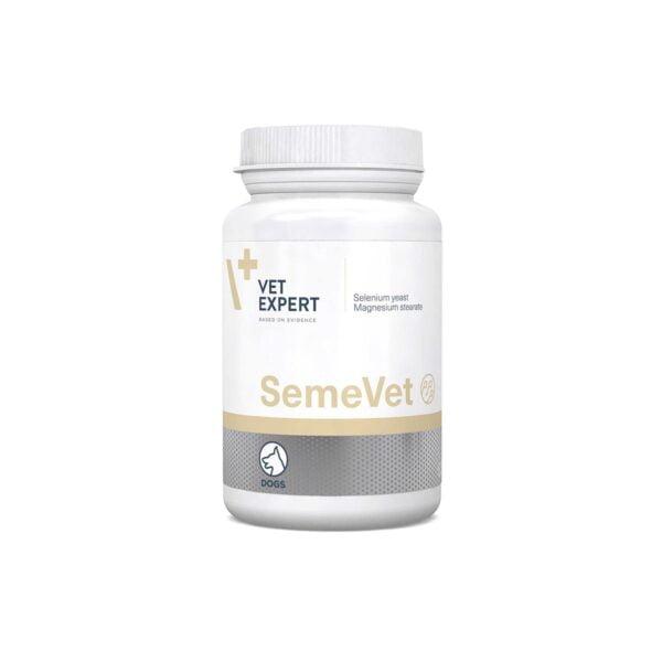 VetExpert SemeVet 60 Tab Diätergänzungsfuttermittel Tierarztbedarf, Veterinärbedarf, Veterinärmedizin, Praxisbedarf, Ergänzungsfuttermittel, Tierarztprodukten, Tierapotheke, Tierpflegeprodukte