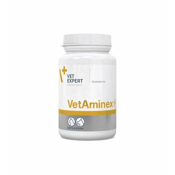 VetExpert VetAminex 60 Kapseln Twist-Off Diätergänzungsfuttermittel Tierarztbedarf, Veterinärbedarf, Veterinärmedizin, Praxisbedarf, Ergänzungsfuttermittel, Tierarztprodukten, Tierapotheke, Tierpflegeprodukte